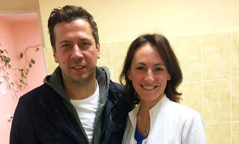 Артист Мерзликин попал в клинику вНижнем Новгороде