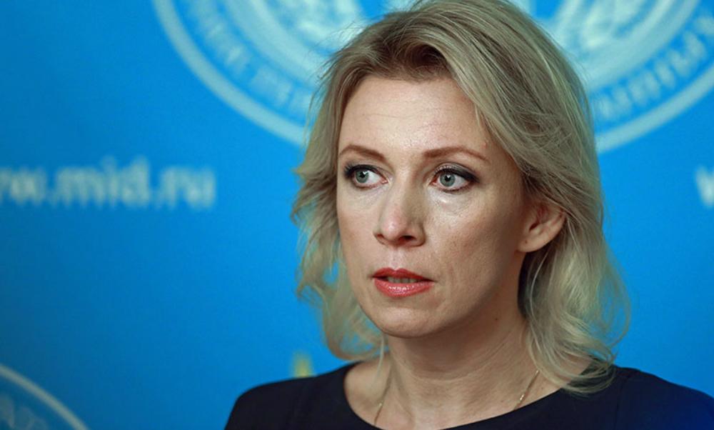 Захарова уличила экс-главу НАТО в рабской психологии
