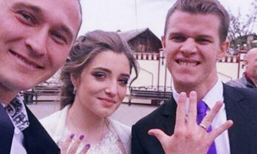 Мустафина вышла замуж забобслеиста Зайцева