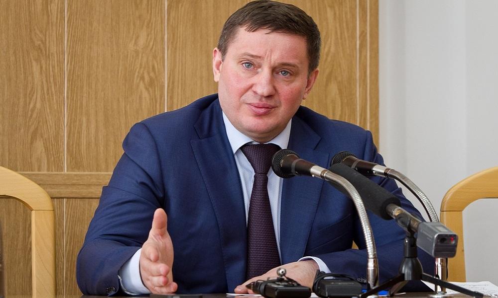 В Волгограде попытались сжечь дом губернатора Андрея Бочарова