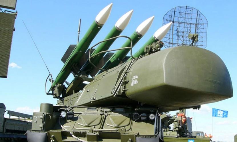 Украинские стрельбы стали причиной перехода войск ПВО в Крыму на усиленный режим
