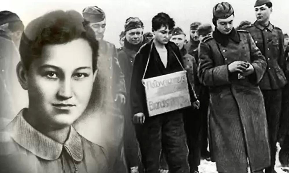 29 ноября 1941 года - Подвиг Зои Космодемьянской