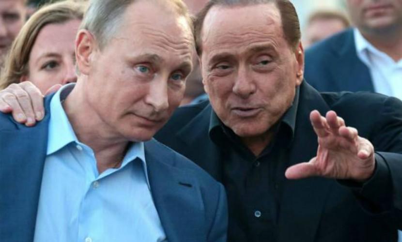Помнению Берлускони, уамерикано-российских отношений отличные перспективы