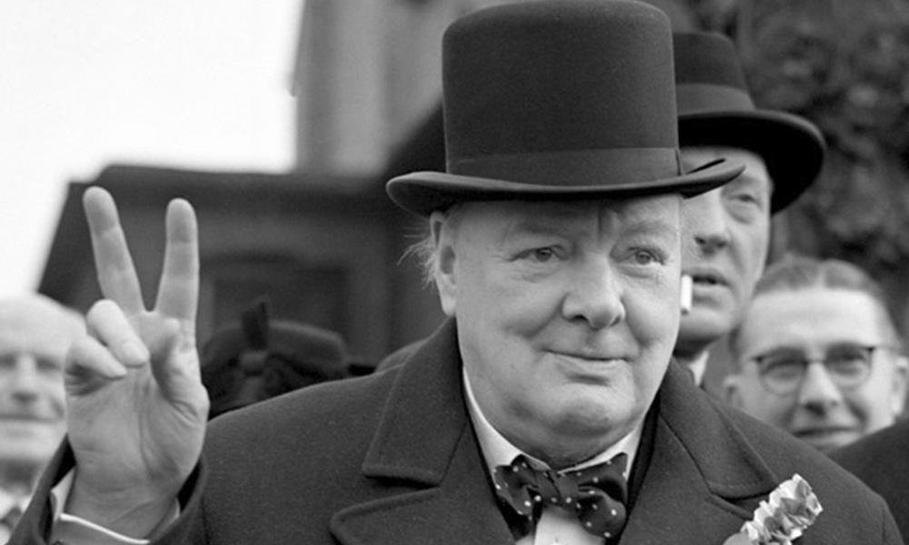 Календарь: 30 ноября - Родился Уинстон Черчилль