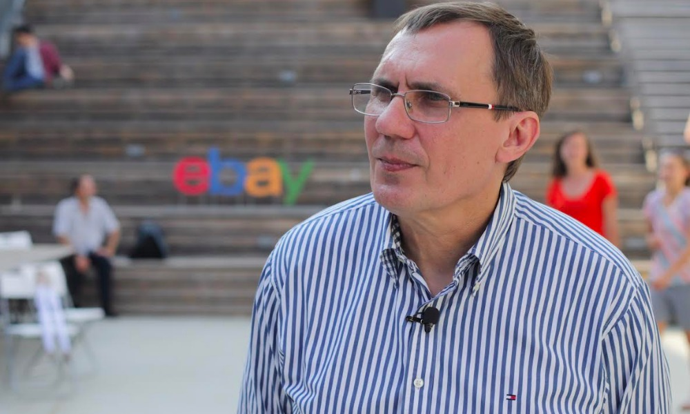 Ушел из жизни генеральный директор компании eBay в России Владимир Долгов