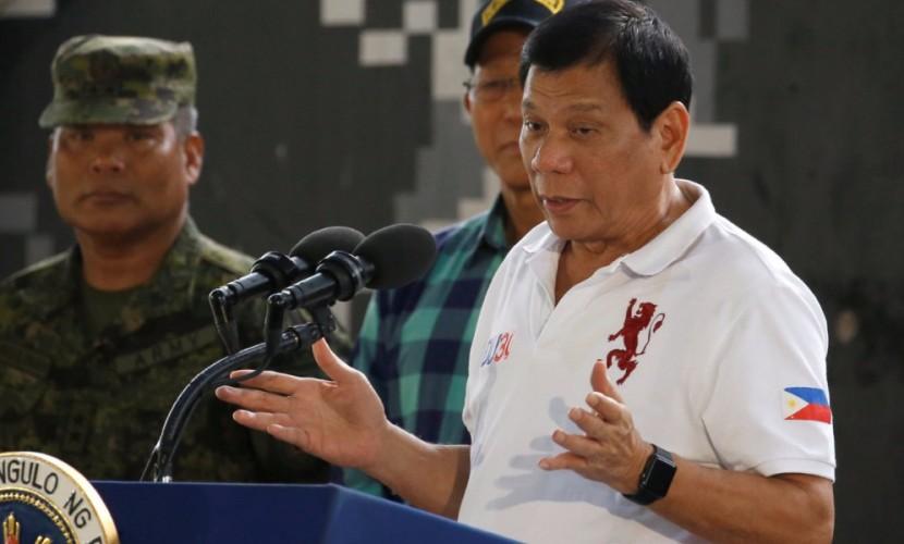 Семь телохранителей Дутерте получили ранения в результате покушения исламистов на юге Филиппин