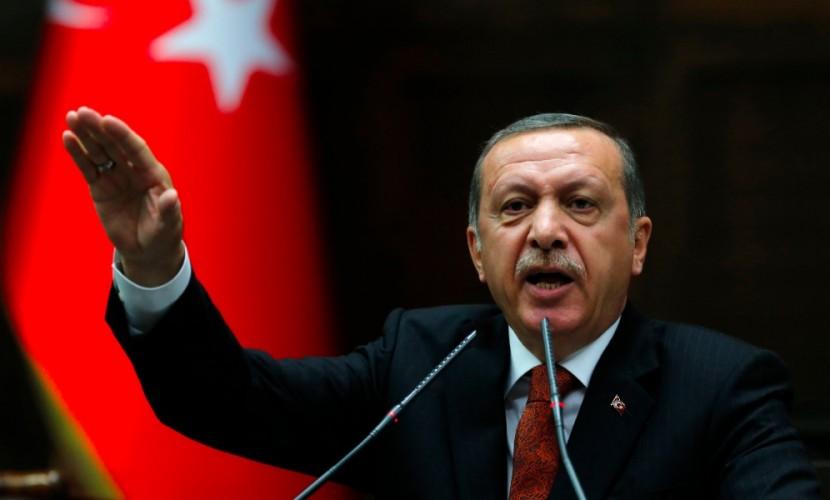 Эрдоган: Германия стала прибежищем для террористов