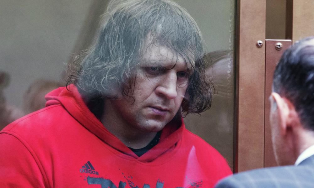 Осужденный за изнасилование боец Александр Емельяненко на два года раньше вышел из колонии
