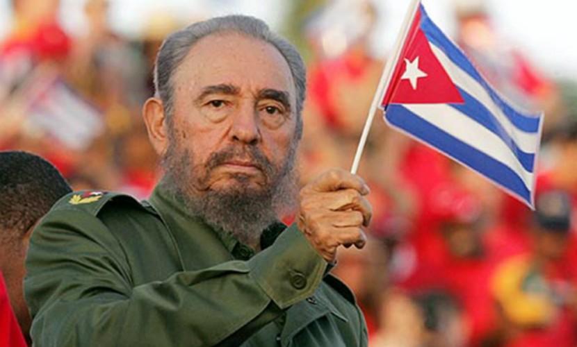 Легендарный команданте Фидель Кастро скончался на 91-м году жизни