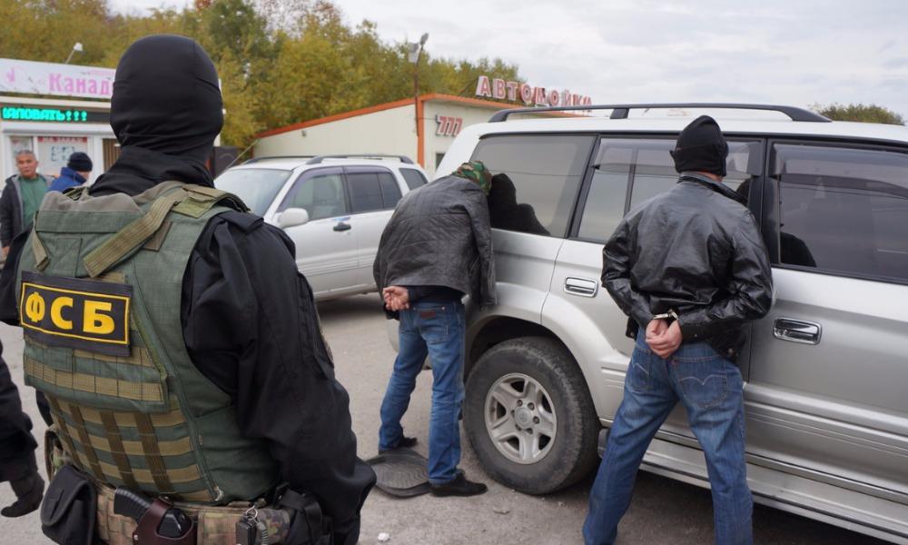 ФСБ задержала членов связанной с ИГ группы за подготовку терактов в Москве и Ингушетии