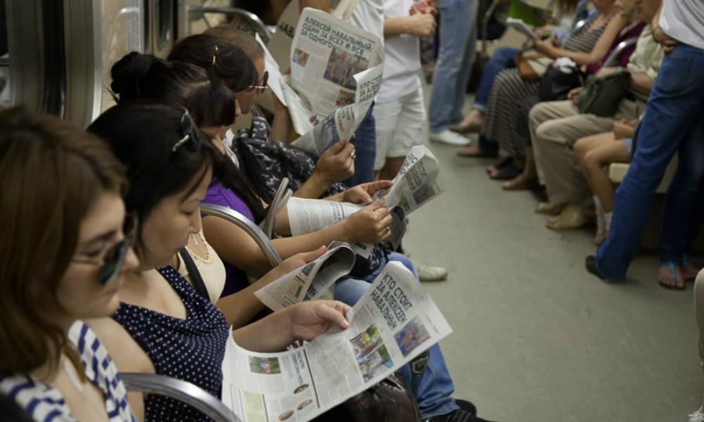 Печатным изданиям разрешили увеличить объем рекламы в связи с кризисом