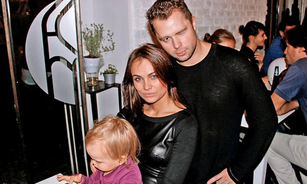 Звезда «Универа» Виталий Гогунский вернулся к матери своего ребенка после неудачной женитьбы