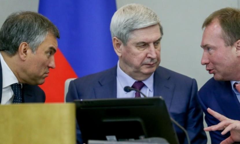 Народные избранники Госдумы приняли решение увеличить себе число помощников