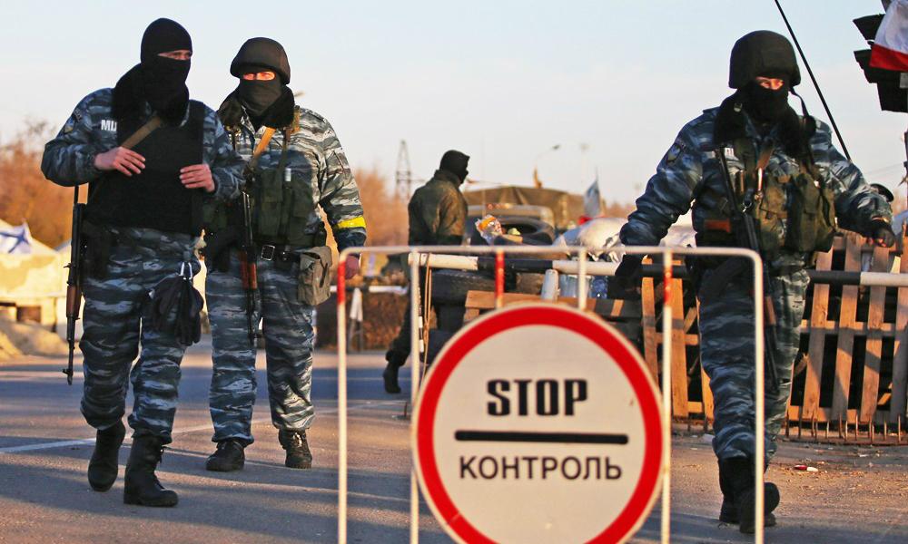 СБУ похитила двух российских военных на границе с Крымом, обвинив их в госизмене