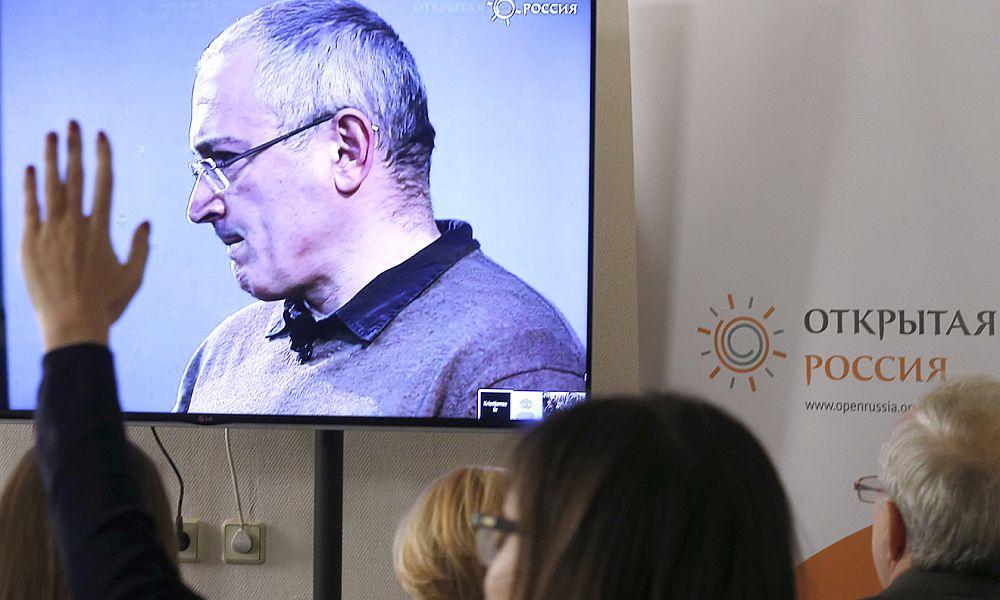 Ходорковский создал общественное движение с программой