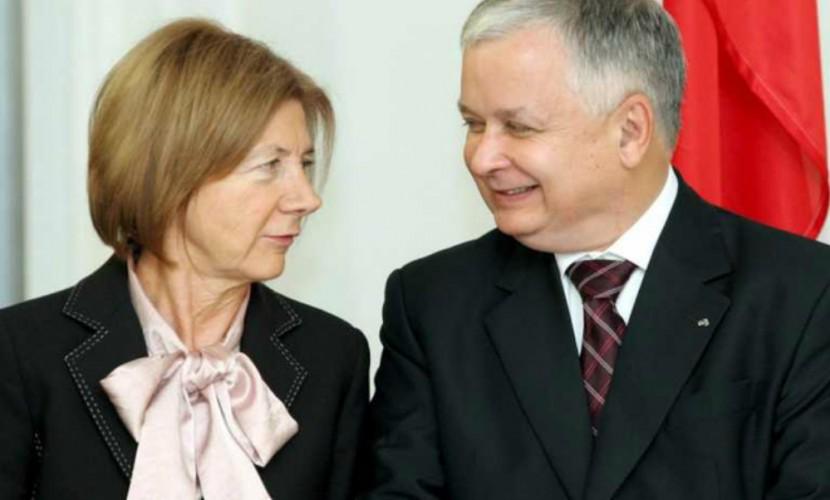 Останки погибших под Смоленском президента Польши и его жены эксгумировали