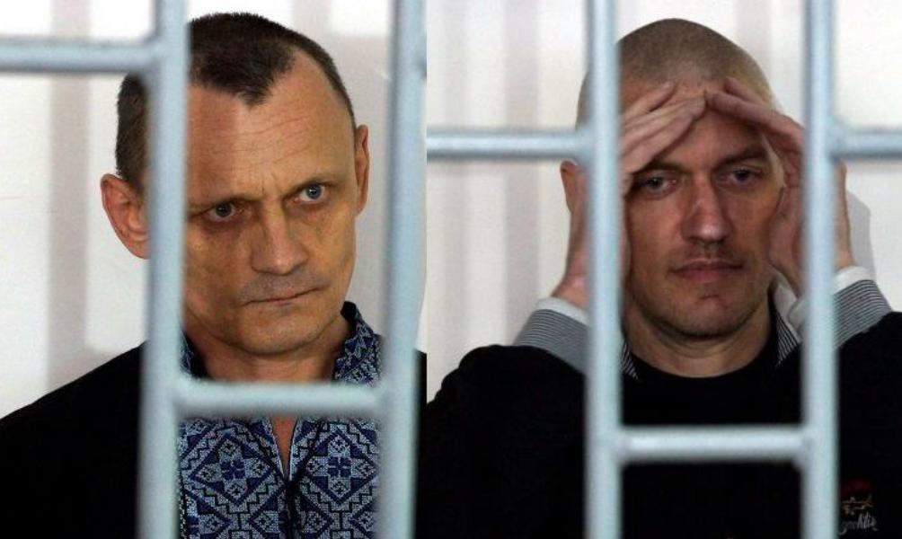 Похищенных российских военных в Верховной раде предложили обменять на осужденных в РФ украинских националистов