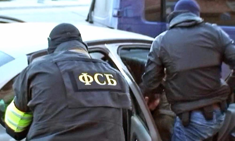Двух участников диверсионной группы Министерства обороны Украины арестовали в Крыму