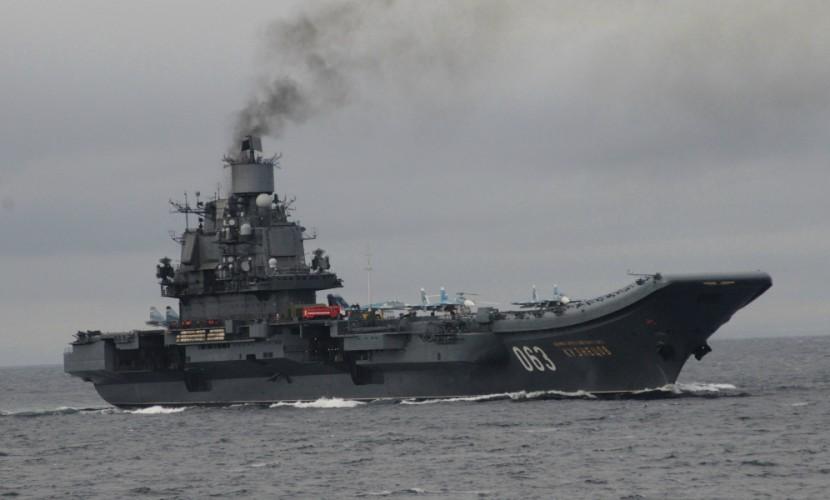 Палубные истребители «Адмирала Кузнецова» уничтожили командиров «Джабхат ан-Нусры»