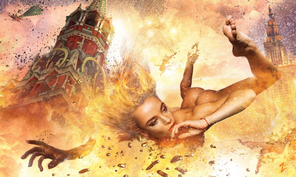 Российский шоубиз эротическим календарем призвал лидеров ведущих стран к миру на планете