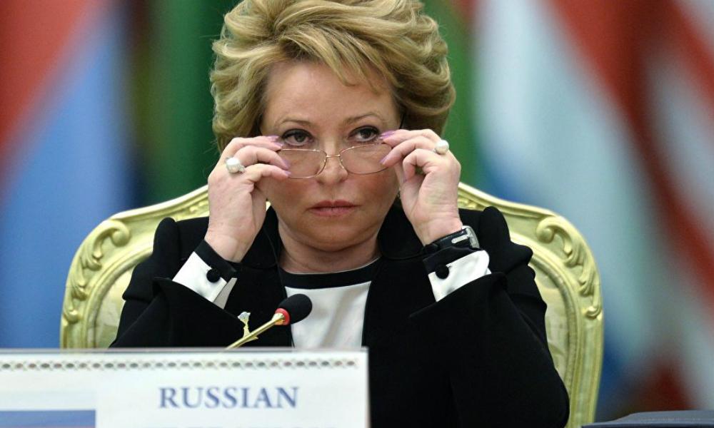 Глава Совета Федерации: Россия готова пустить в Крым международных наблюдателей