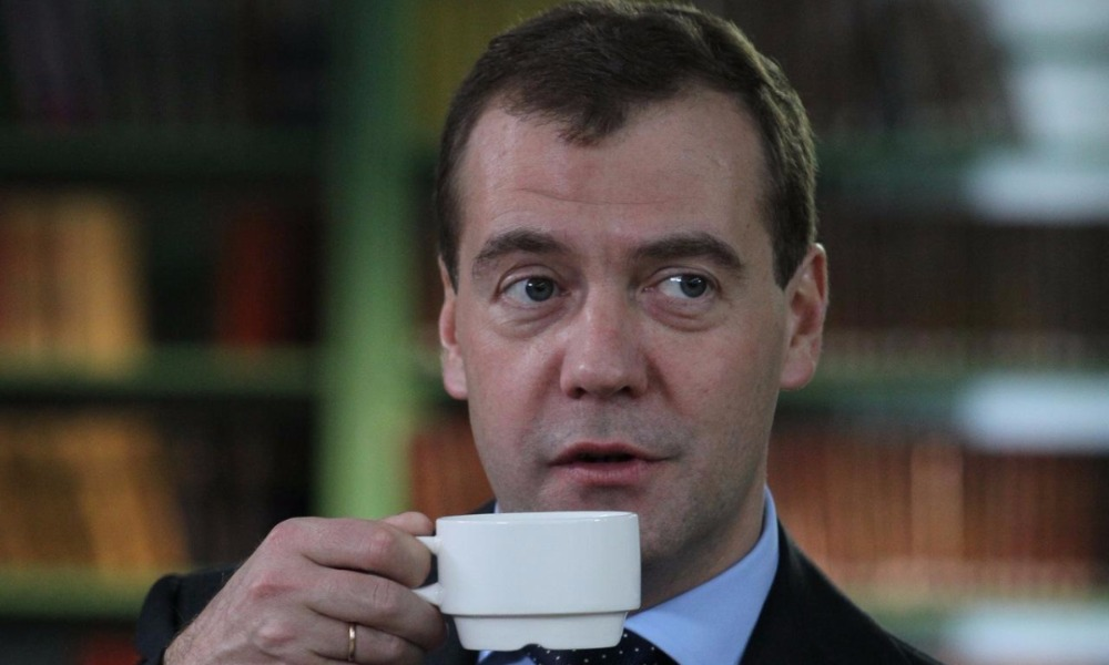 В стране после предложения Медведева переименовать