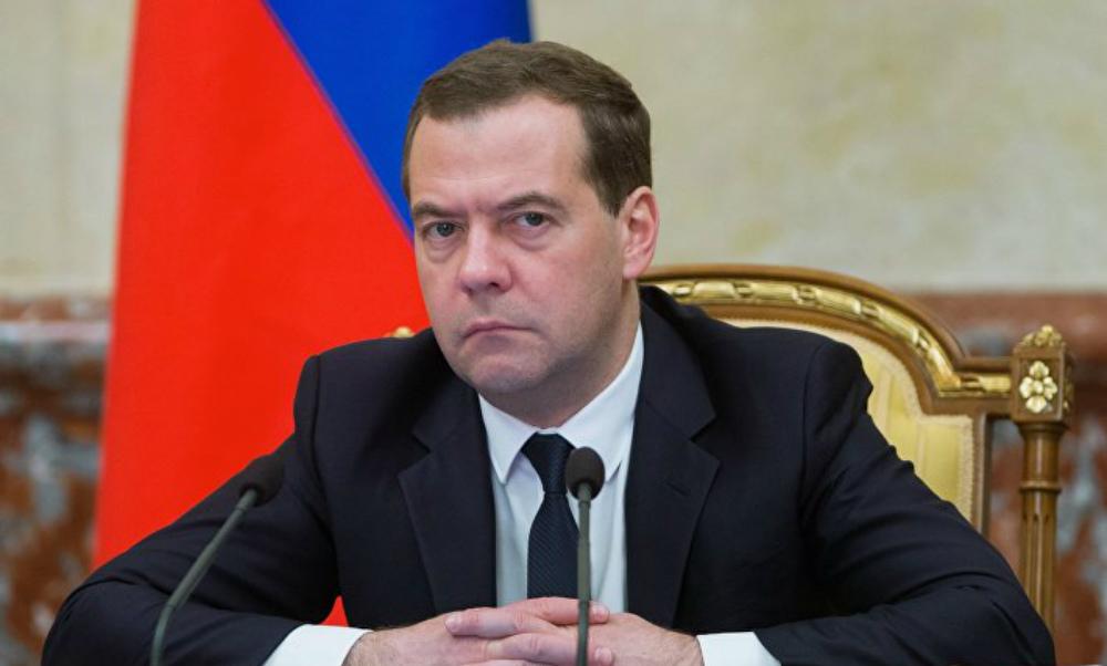 Медведев назвал виновных в падении отношений России и США «ниже плинтуса»