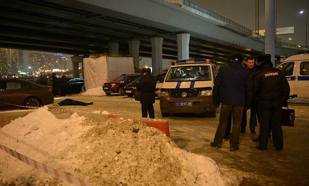 Бизнесмена-банкрота Игоря Меклера застрелили на парковке в Москве