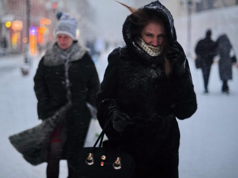 Метеорологи предупредили жителей столичного региона о грядущих морозах и гололедице