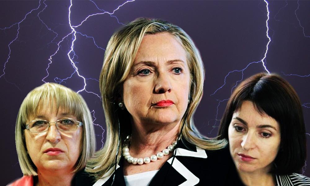 Враги России Клинтон, Санду и Цачева обрекли себя на поражение конфликтом с планетарной энергией, - экстрасенс