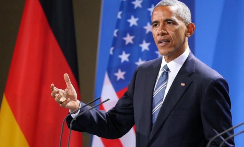 Обама признал Россию военной сверхдержавой во время своего последнего турне по Европе
