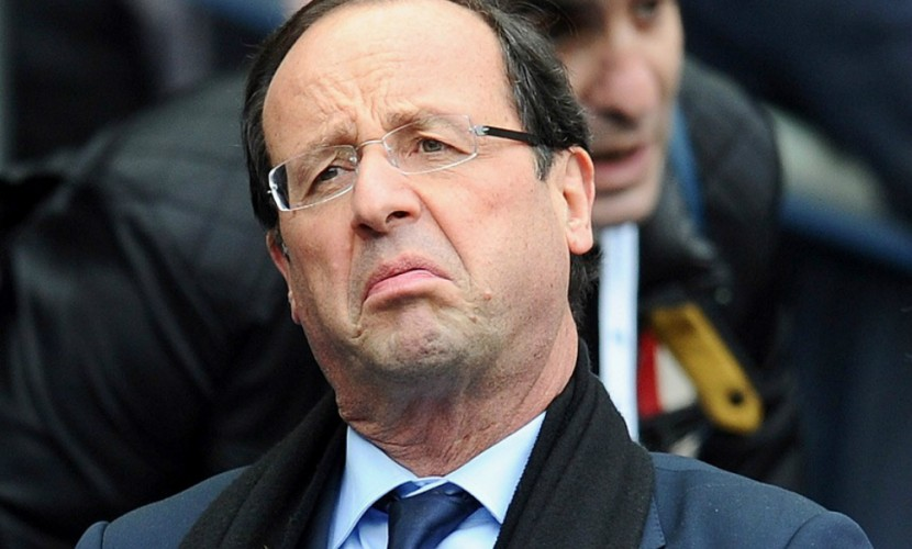 Олланд установил рекорд непопулярности вистории президентов Франции— опрос