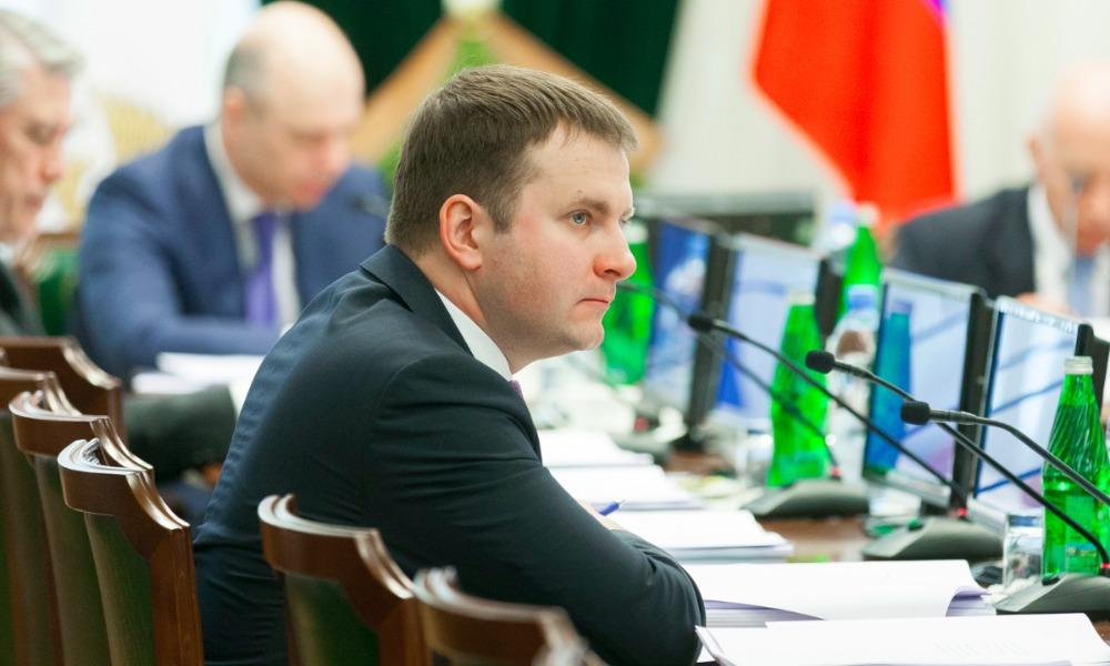 Путин назначил 34-летнего Орешкина новым главой Министерства экономического развития РФ