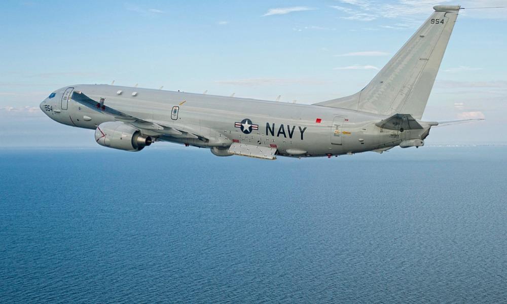 Американцы отправили из Италии патрульный самолет к авианосной группе РФ в Средиземноморье