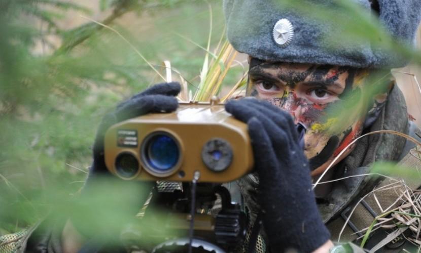 СДнём военного шпиона! —Минобороны опубликовало зрелищные кадры