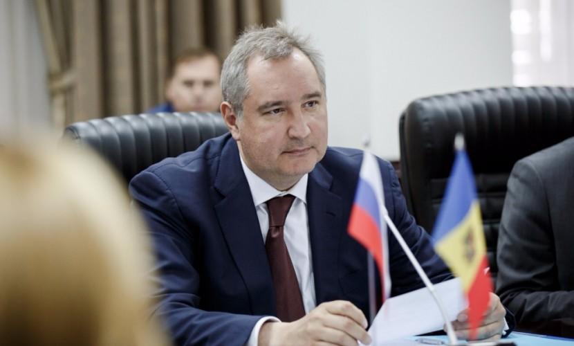 Рогозин анонсировал визит в Россию избранного президента Молдавии Додона в конце декабря