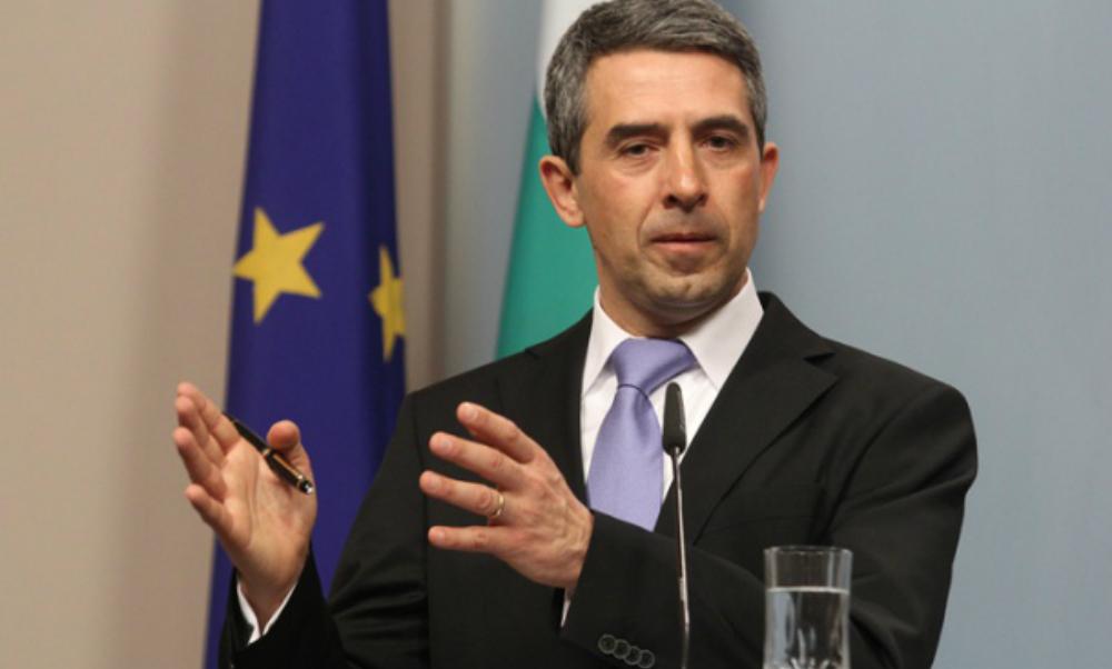 Президент Болгарии обвинил Россию в кибератаках «против демократии» и желании поработить Европу