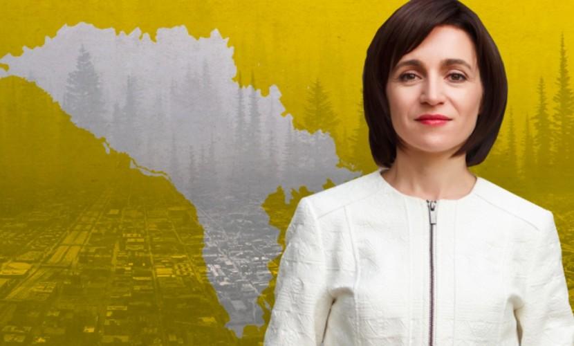 Кандидат в президенты Молдавии Санду шокировала страну наличием у нее гражданства Румынии