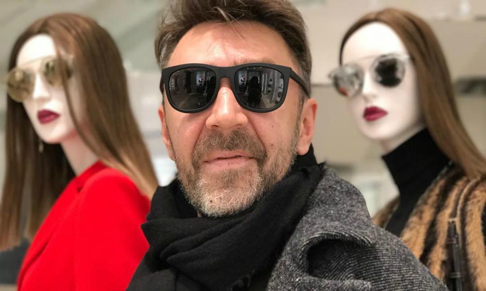 Рок-хулиган Сергей Шнуров в Германии захотел необычную проститутку
