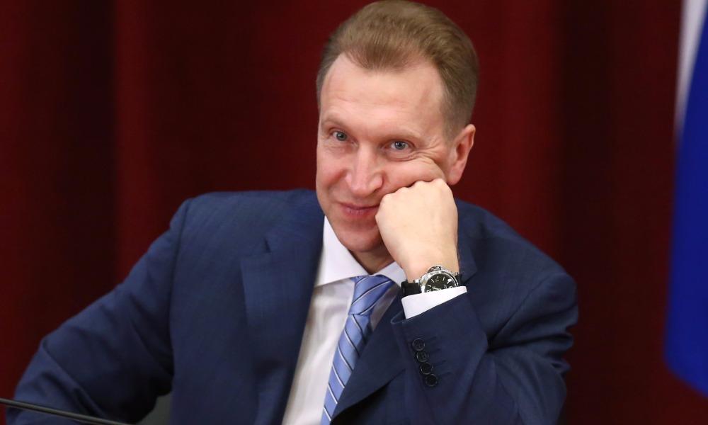 Шувалова решили исключить из числа членов Координационного совета по подготовке ЧМ-2018