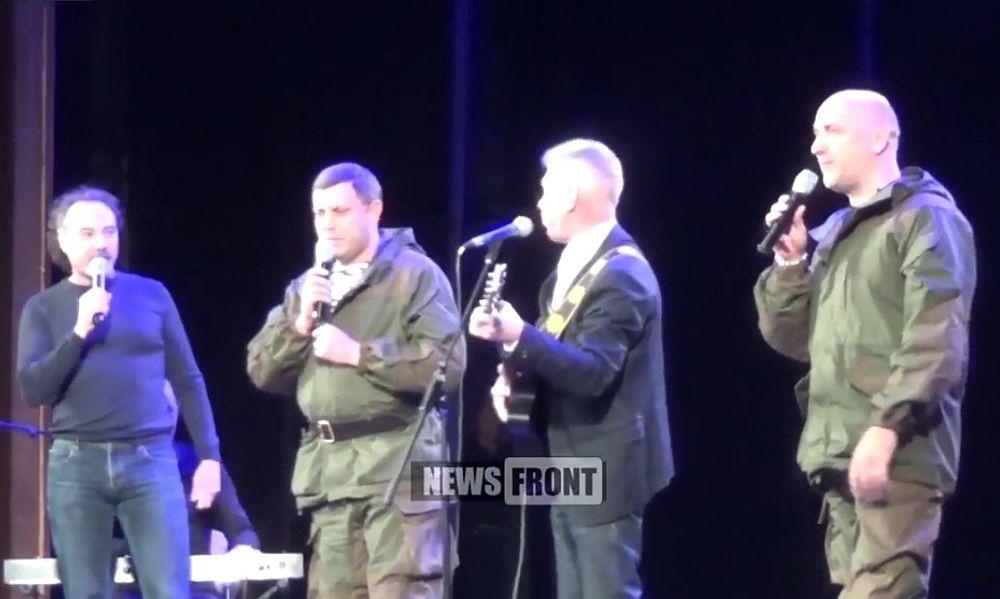 Александр Ф. Скляр прошел боевое крещение в Донбассе, попав под обстрел украинских силовиков