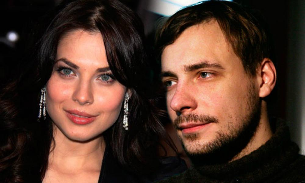 Евгений Цыганов и Юлия Снигирь отдали полугодовалого сына на воспитание бабушке