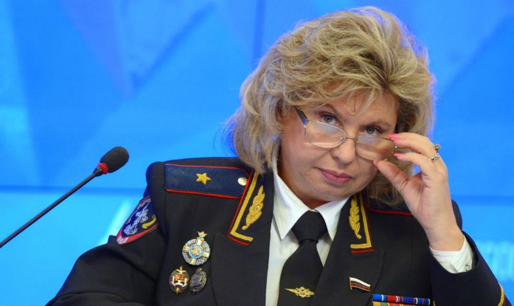 Омбудсмен Москалькова взяла под личный контроль ситуацию с пытками активиста Дадина в колонии