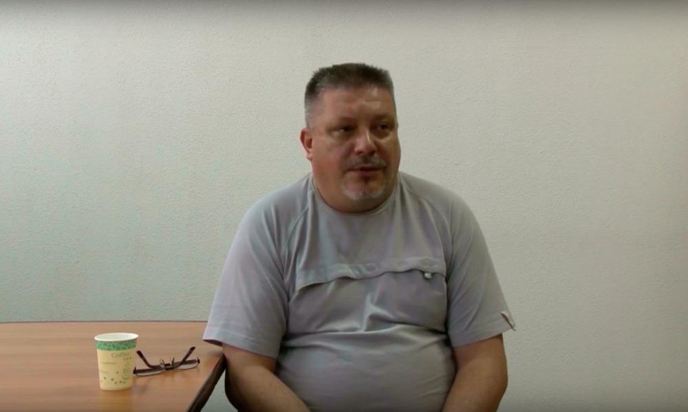 Опубликовано видео признания украинского военного в том, что готовились диверсии в Крыму