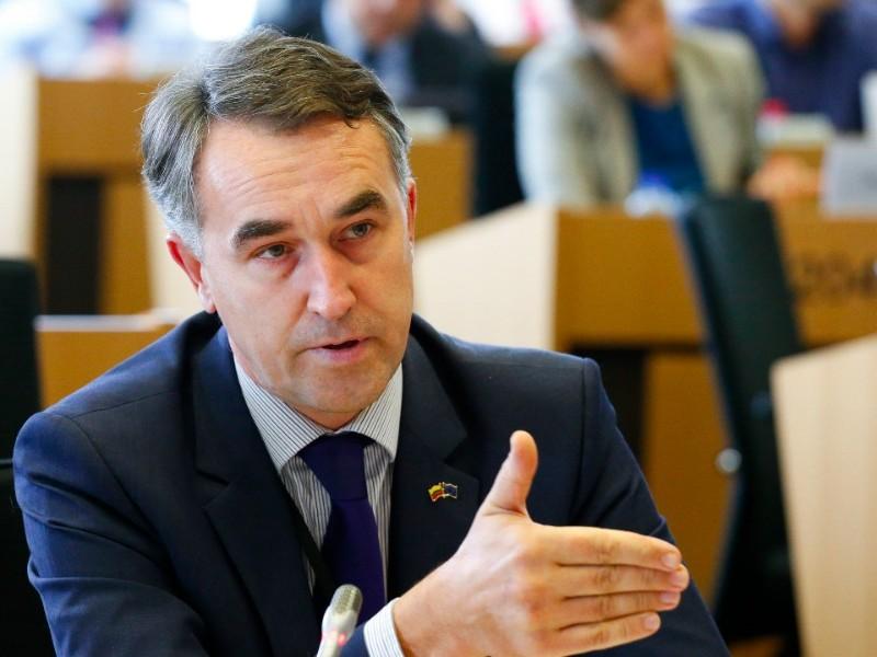 Литовский депутат обвинил Евросоюз в обмане Украины и невыполнении