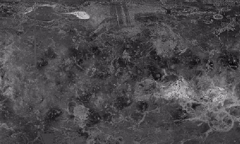 Уфологи нашли на Венере принадлежащие инопланетянам строения большого размера