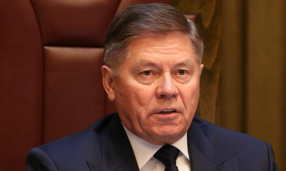 Глава Верховного суда выступил за отмену ареста подозреваемых в бизнес-преступлениях