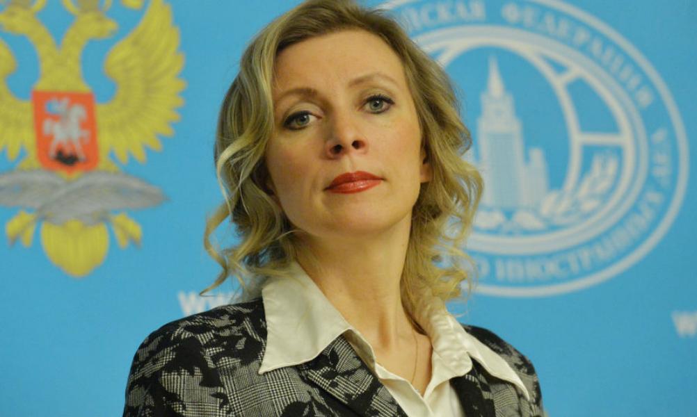 Захарова: агенты ФБР запретили российским дипломатам думать об американских выборах