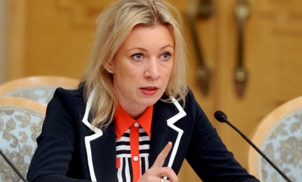 Марии Захаровой предрекают отставку