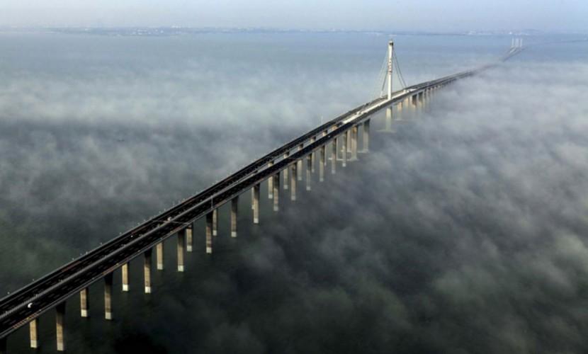 Мост между Россией и Китаем начали строить в Амурской области